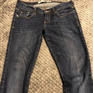 ABERCROMBIE perfect stretch jeans